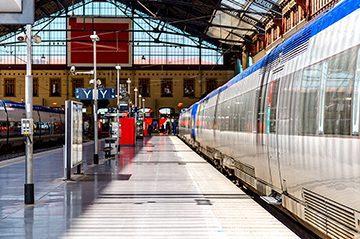 Estacion de trenes Algeciras