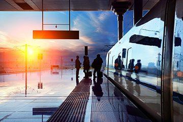 Estación Tren Ávila