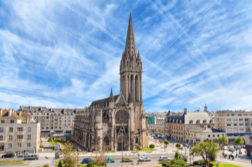 Location Voiture Caen