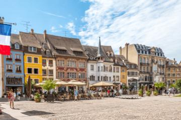 Location Voiture Mulhouse