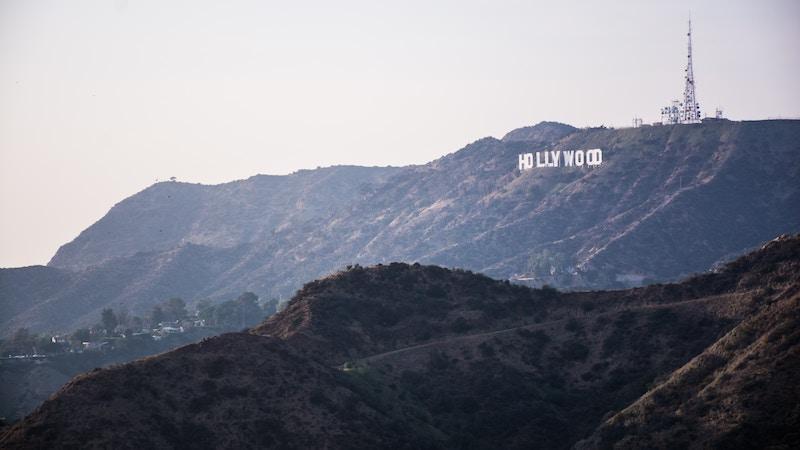 Panneau Hollywood