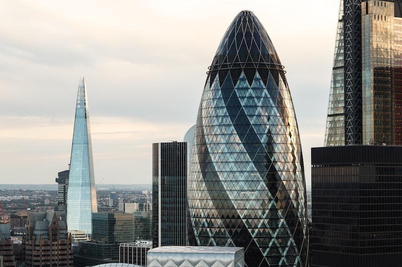 Quartier d'affaires de Londres