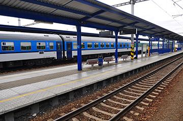 Stazione di Firenze Santa Maria Novella