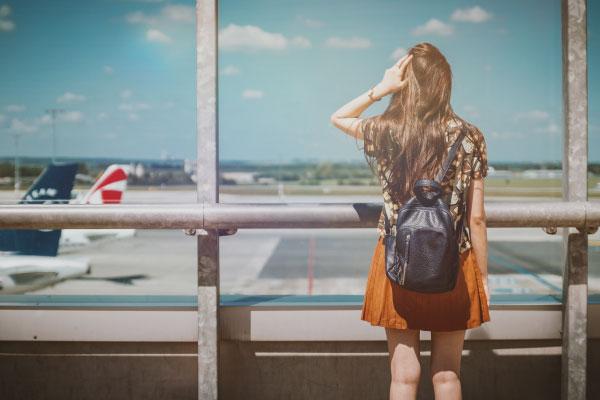 Lotnisku Karków Balice