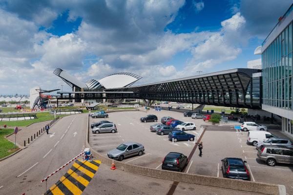 Lotnisku Gdańsk Rębiechowo