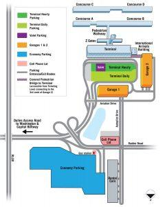 Washington Dulles International Airport - TravelCar