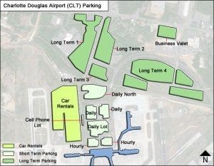 Charlotte Douglas International Airport Parking - TravelCar on