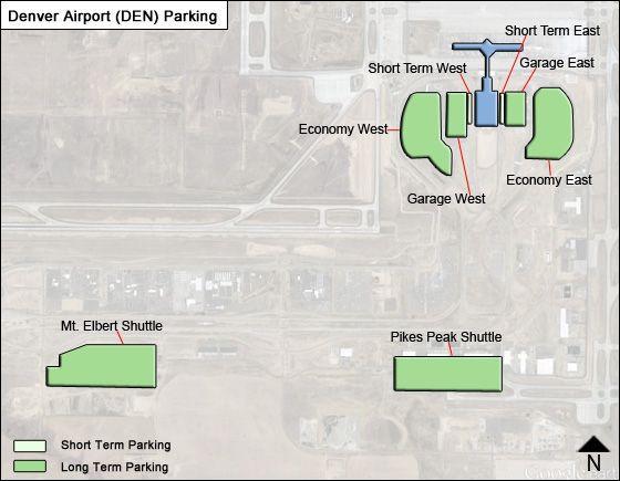 Denver International Airport Parking - TravelCar