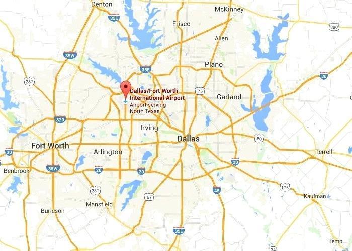 Dallas Love Field Airport Parking Travelcar