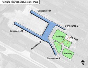 Portland Airport Long Term Parking >> Portland International Airport Parking - TravelCar