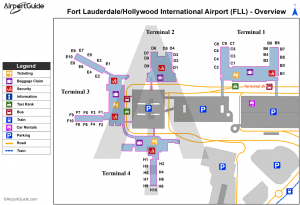 Fort Lauderdale Hollywood International Airport Parking