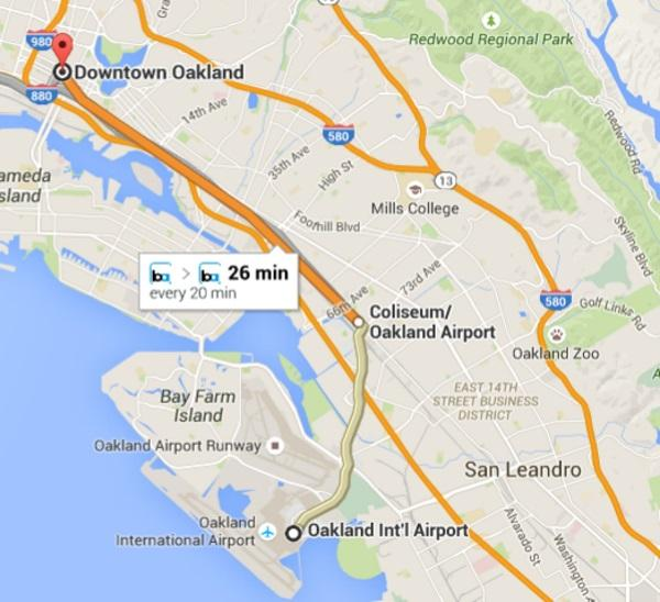 Oakland International Airport Parking - TravelCar