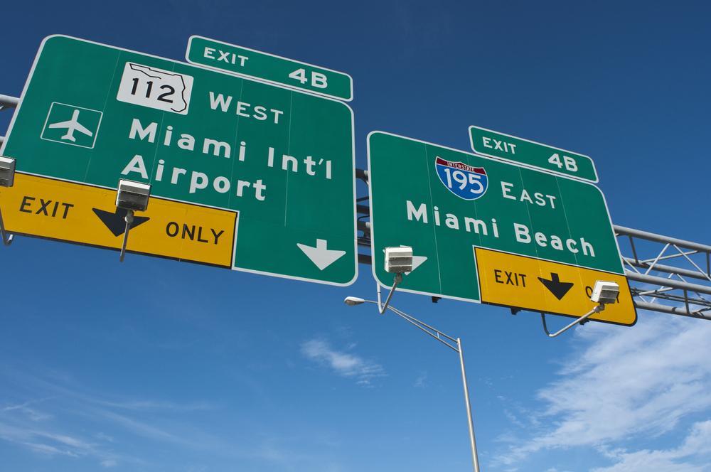 Car Rentals in Miami International Airport