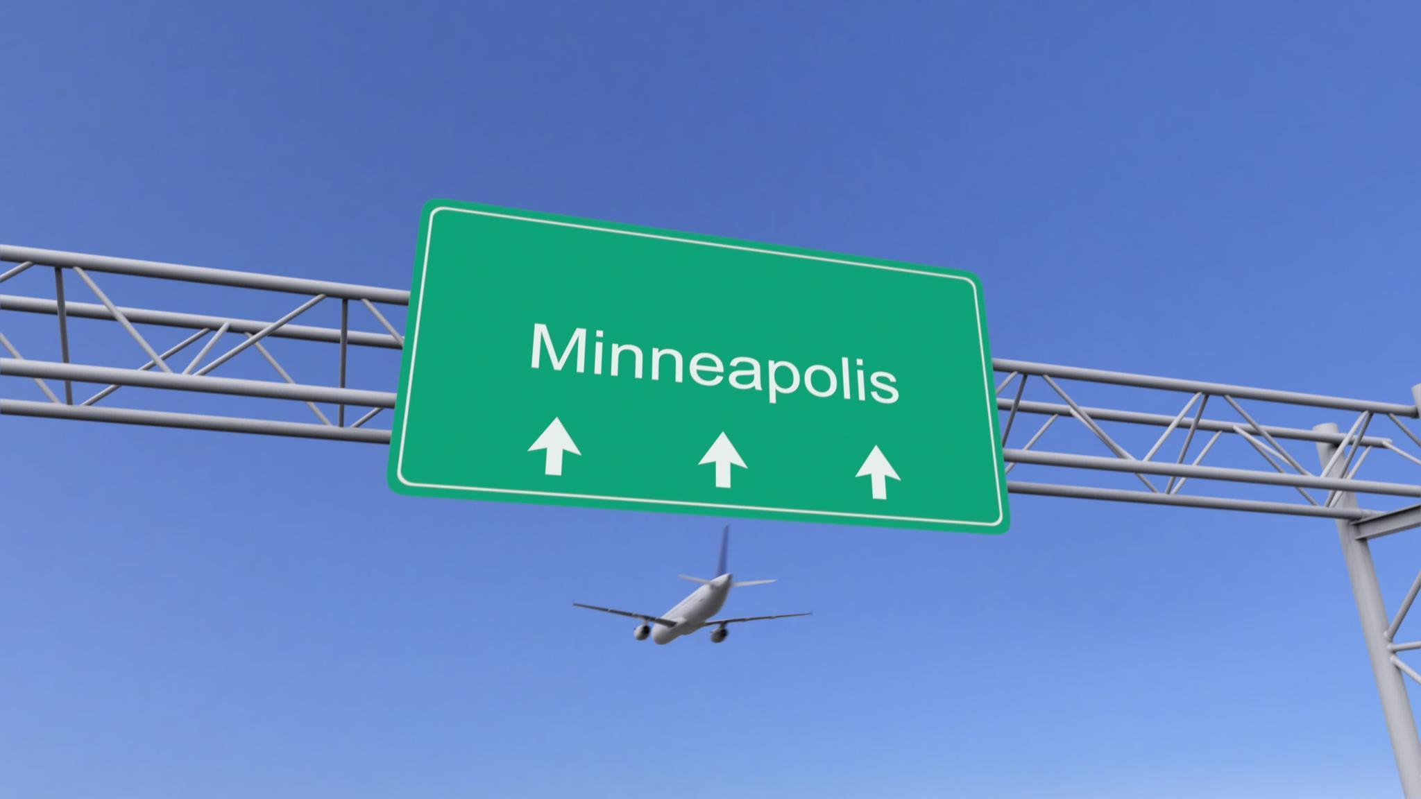 Car Rentals in Minneapolis-Saint Paul International Airport