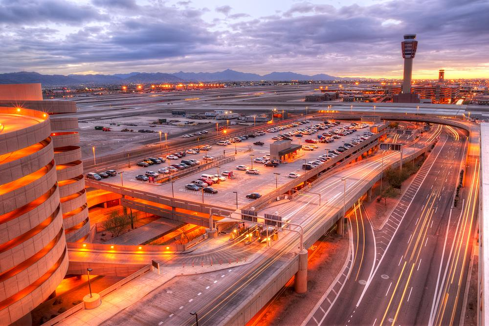 Car Rental Phoenix Sky Harbor International Airport