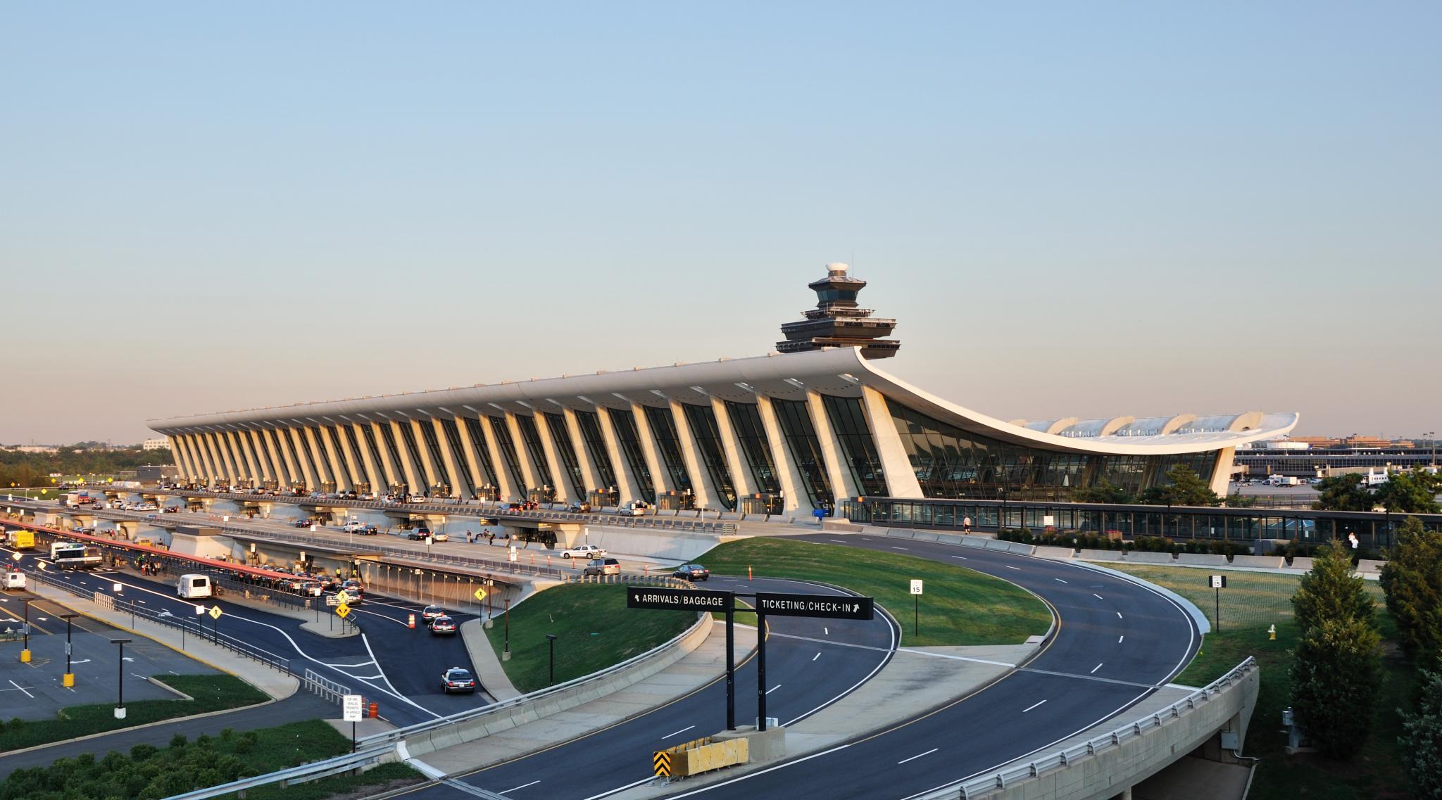 Car Rentals at Washington Dulles International Airport